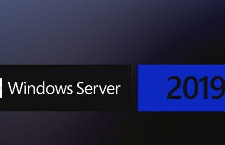 بررسی نسخه ی جدید windows server 2019